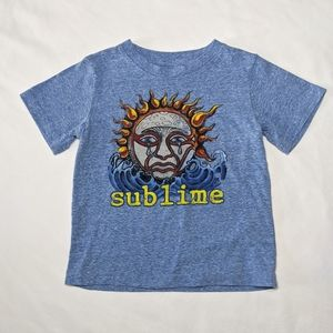 Sublime Blue Baby Toddler T-shirt